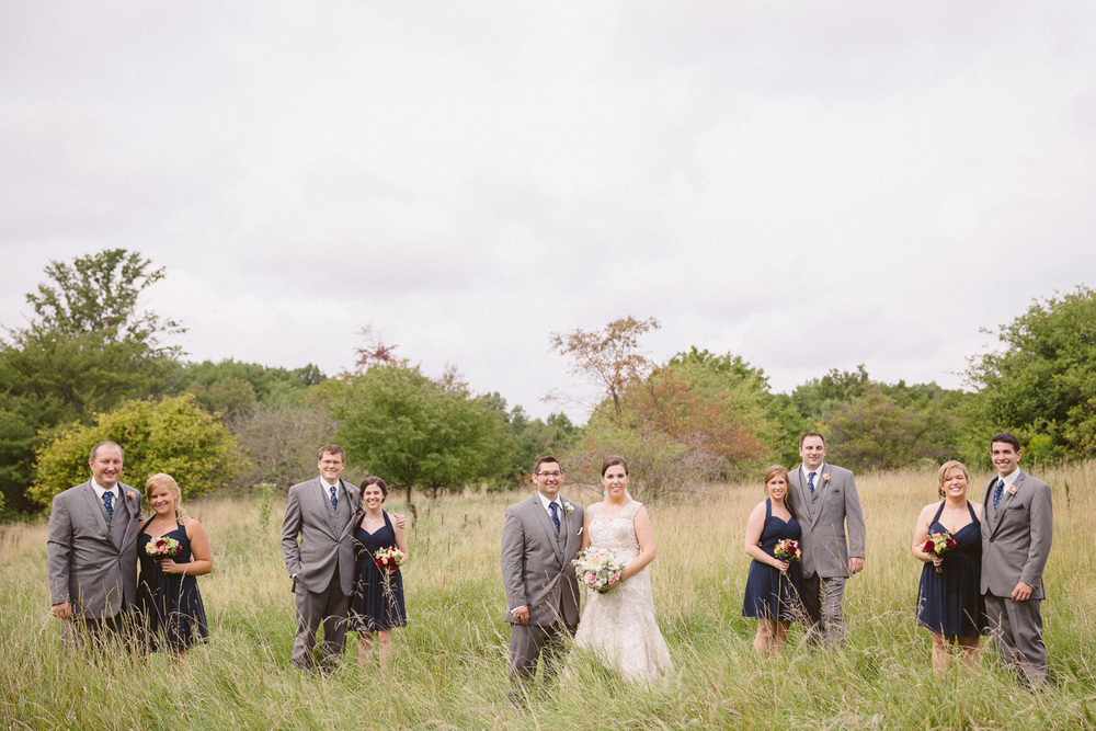 Holden Arboretum Wedding Photographer Outdoor Ceremony Cleveland 25.jpg
