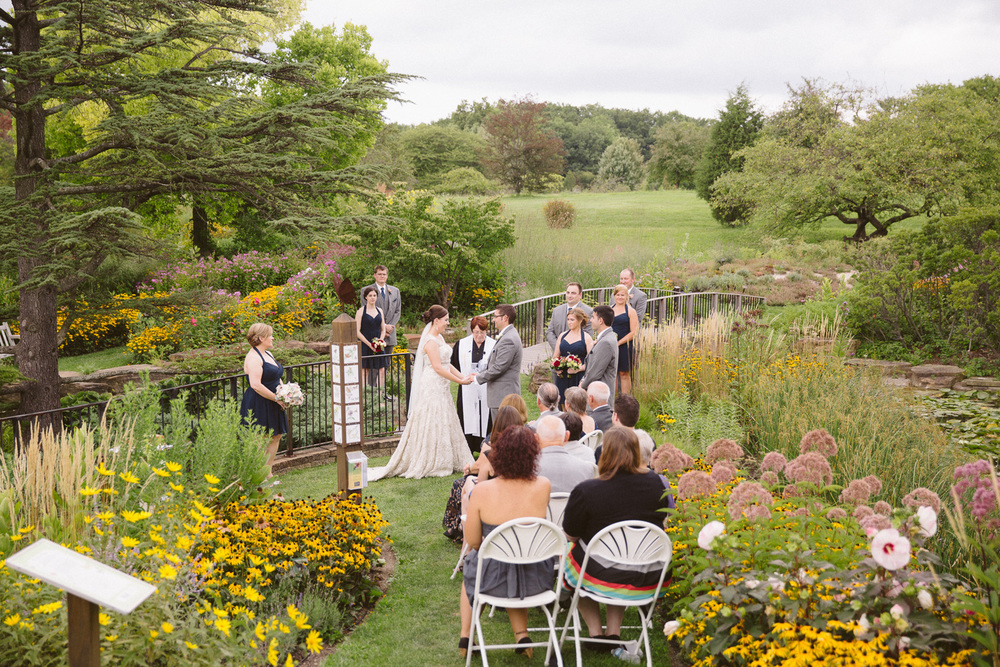 Holden Arboretum Wedding Photographer Outdoor Ceremony Cleveland 34.jpg