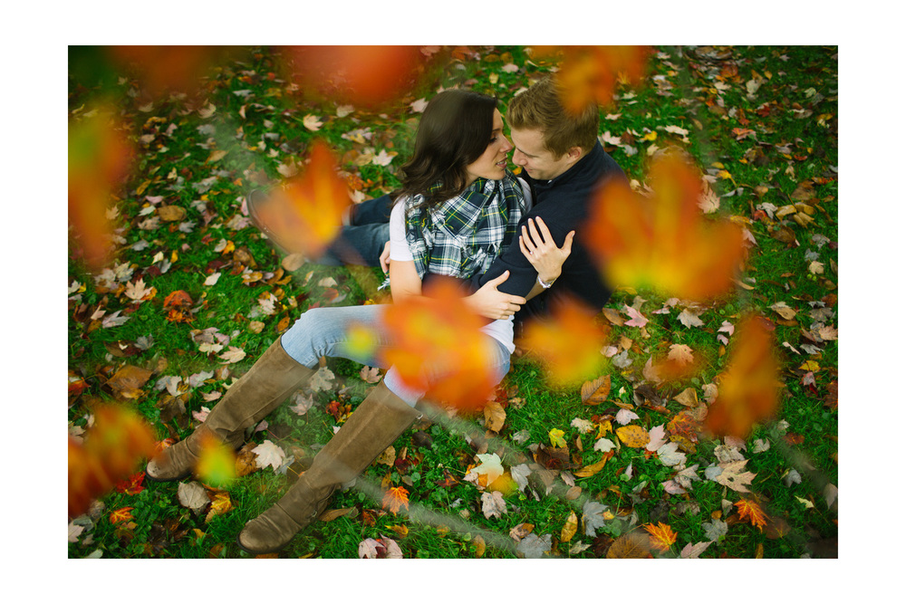 Fall Engagement Session at the Lake in Cleveland 04.jpg