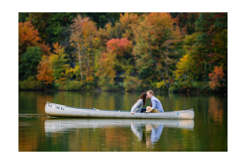 Fall Engagement Session at the Lake in Cleveland 10.jpg