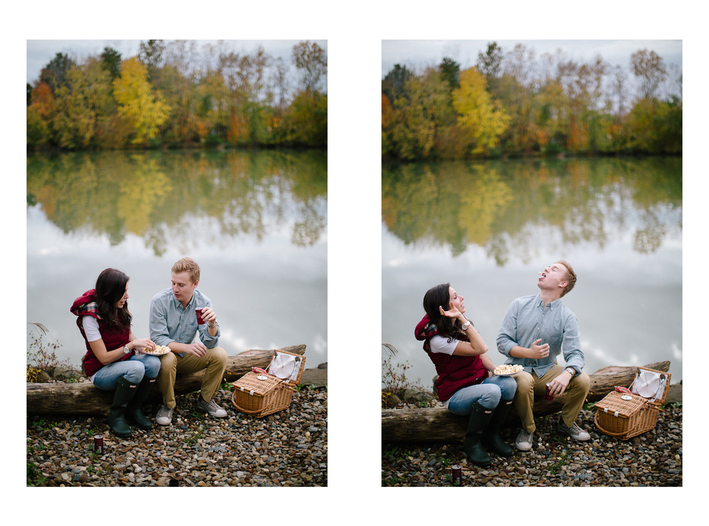 Fall Engagement Session at the Lake in Cleveland 18.jpg
