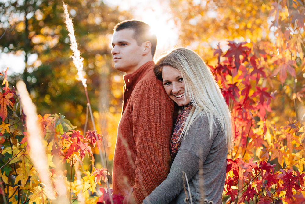 Fall Engagement Session at the Cleveland Metro Parks 01.jpg