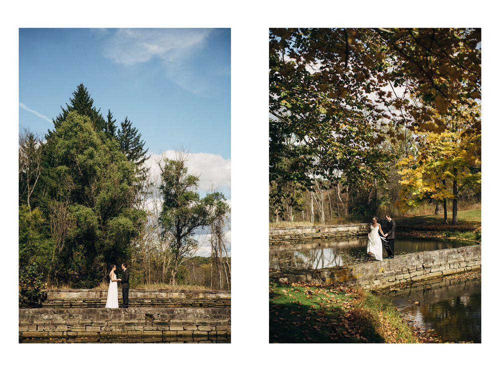 Hines Hill Campus Wedding Photos in Cuyahoga Valley National Park 12.jpg