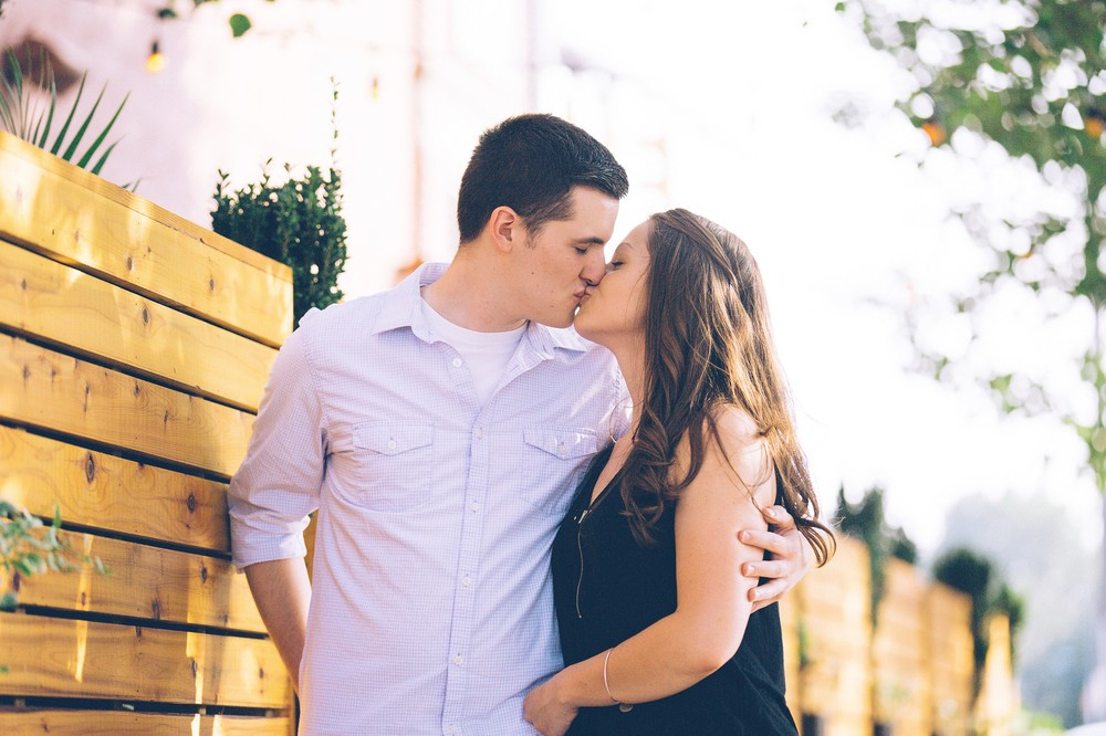Cleveland Engagement Session in Ohio City-3.jpg