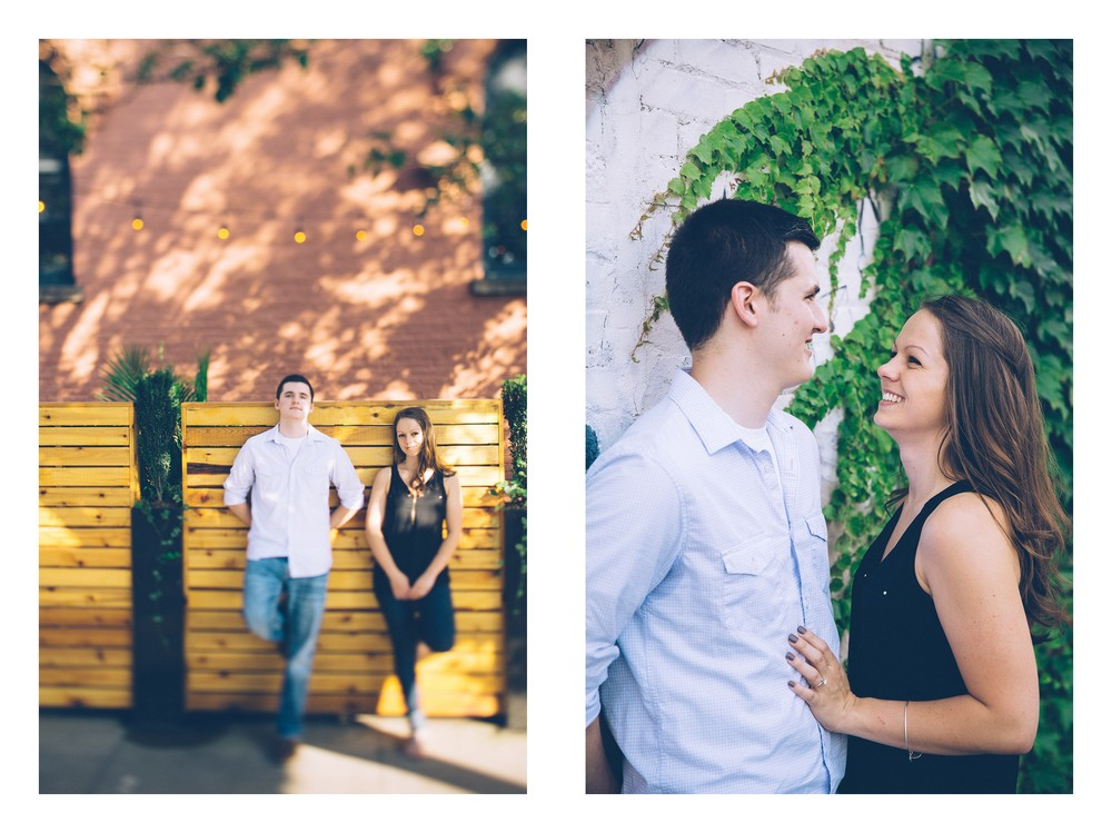 Cleveland Engagement Session in Ohio City-4.jpg