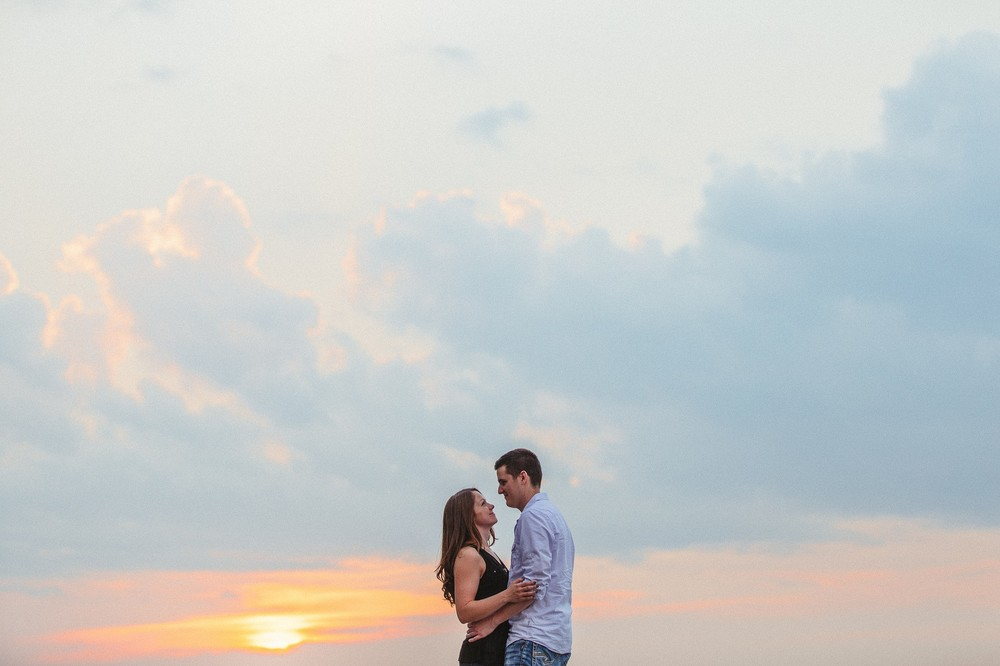 Cleveland Engagement Session in Ohio City-13.jpg