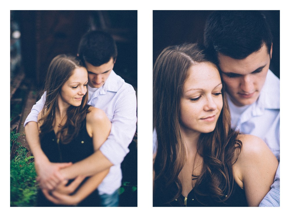 Cleveland Engagement Session in Ohio City-12.jpg