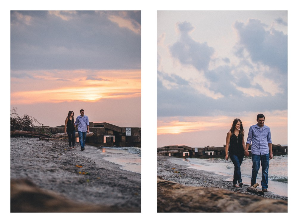 Cleveland Engagement Session in Ohio City-14.jpg