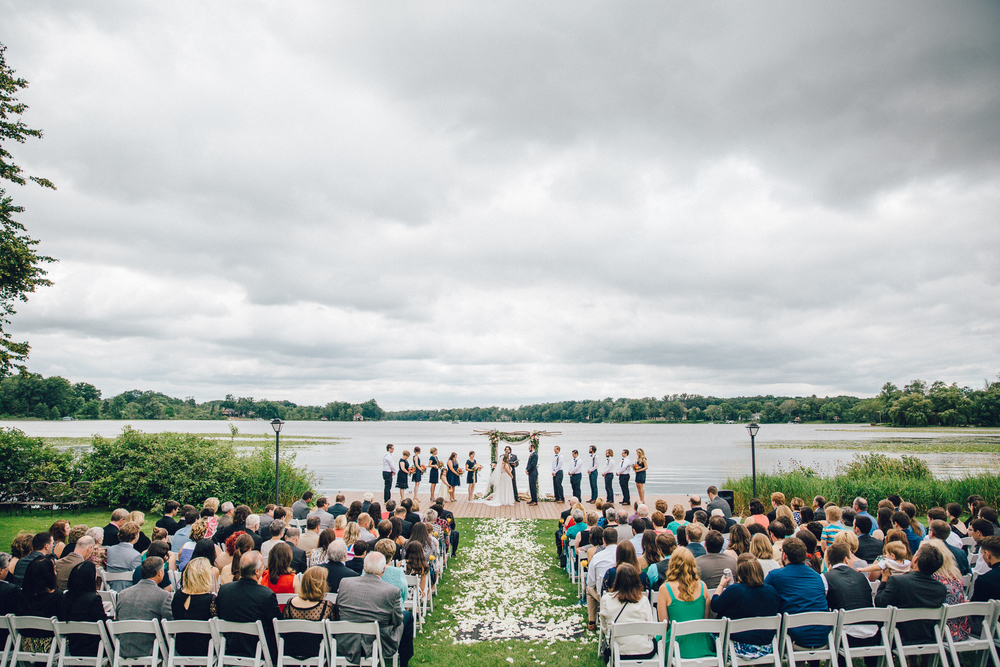 Melissa + Nick a congress lake country club wedding in hartville