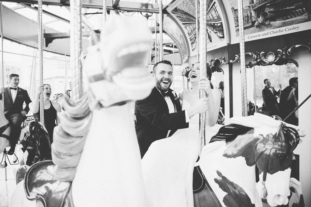 Adrienne + Kevin a western reserve historical society wedding in cleveland