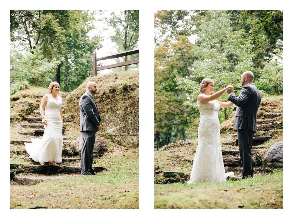 Intimate Cleveland Wedding Photographer Outside Wedding -1.jpg