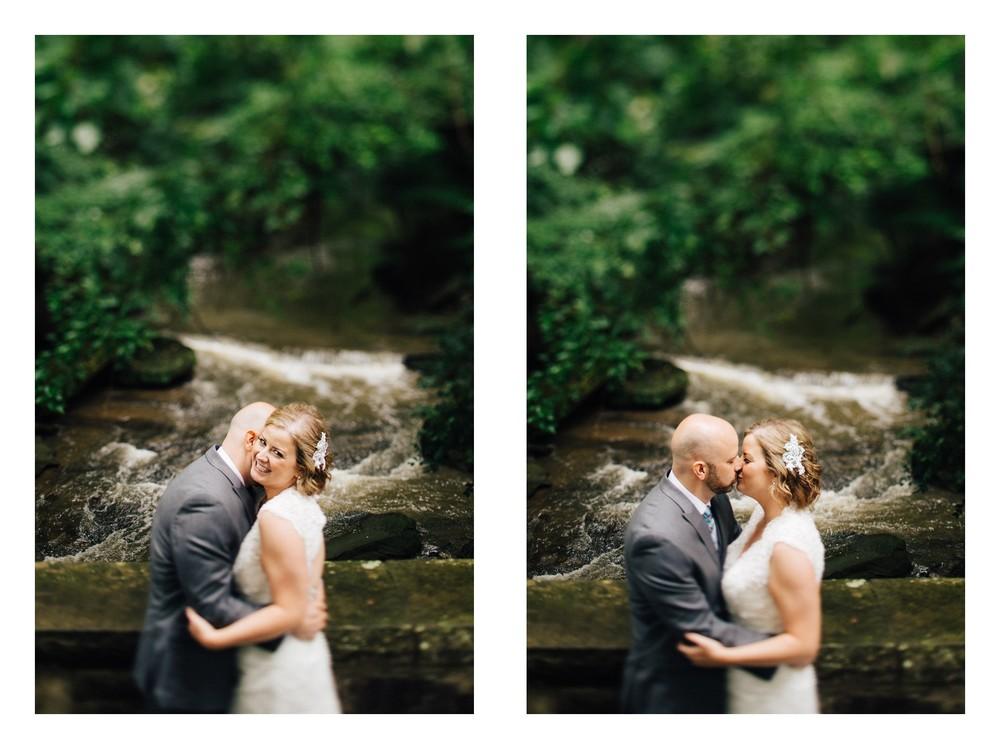 Intimate Cleveland Wedding Photographer Outside Wedding -5.jpg