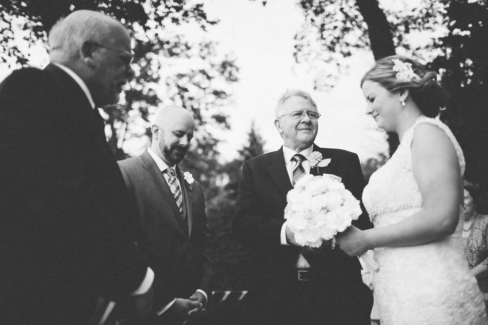 Intimate Cleveland Wedding Photographer Outside Wedding -11.jpg