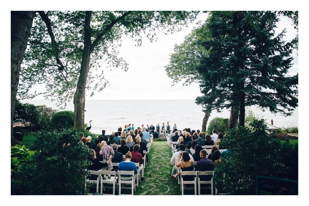 Intimate Cleveland Wedding Photographer Outside Wedding -12.jpg