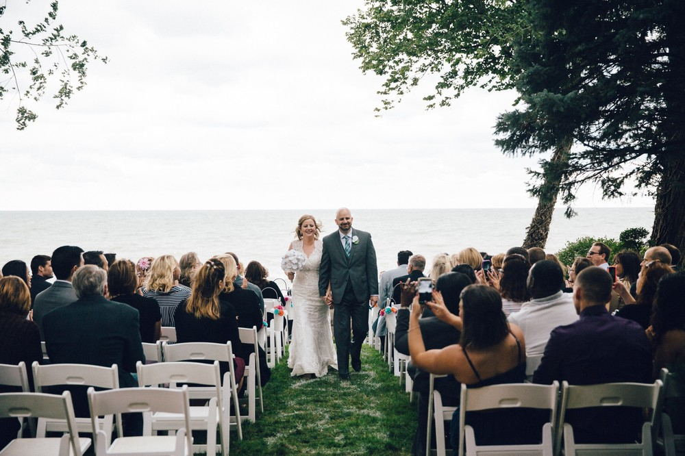 Intimate Cleveland Wedding Photographer Outside Wedding -18.jpg