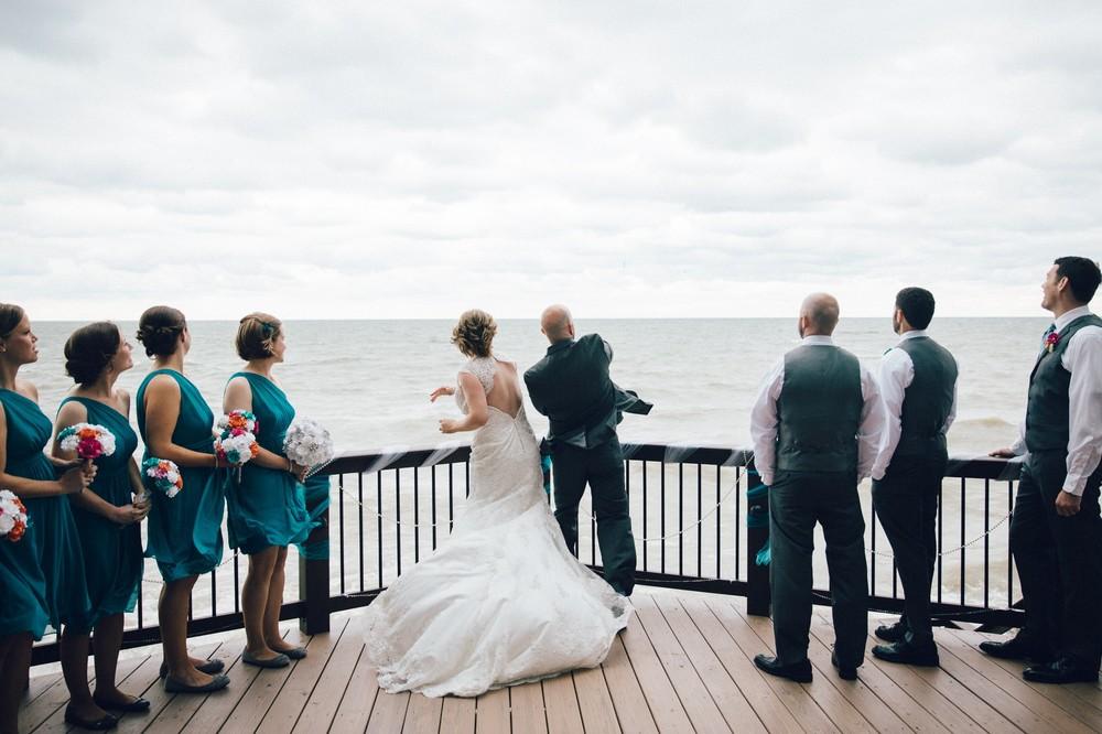 Intimate Cleveland Wedding Photographer Outside Wedding -16.jpg