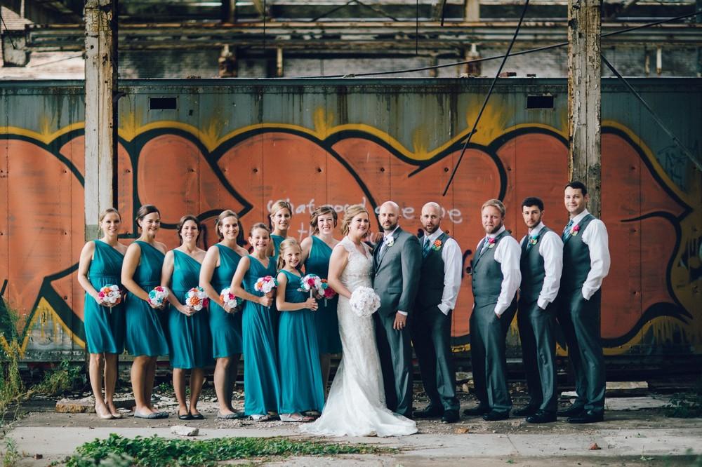 Intimate Cleveland Wedding Photographer Outside Wedding -26.jpg