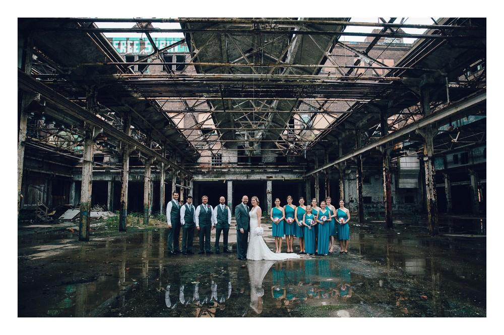Intimate Cleveland Wedding Photographer Outside Wedding -25.jpg