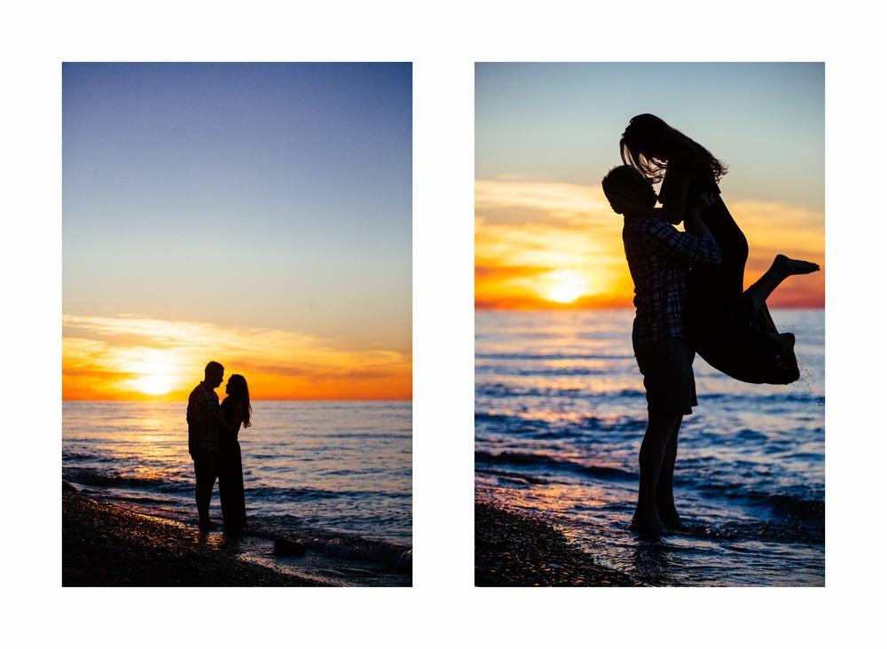 Summer Engagement Photos in Bay Village at Huntington Beach 11.jpg