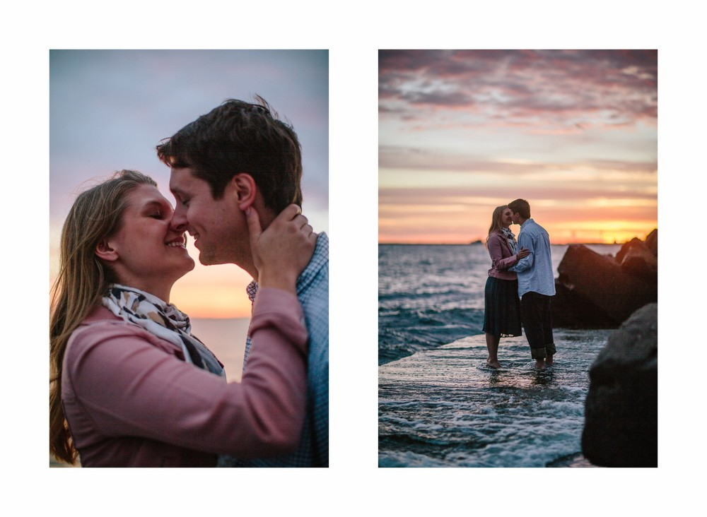 Cleveland Engagement Session at Edgewater Park  2.jpg