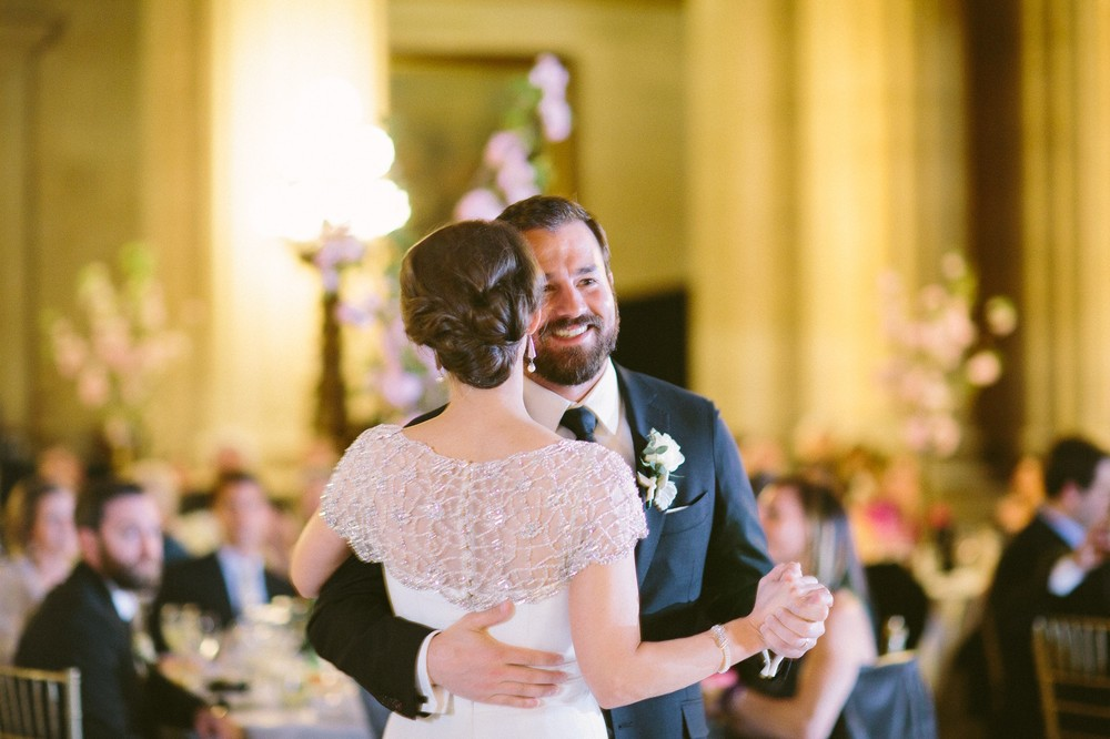 Cleveland Wedding Photographer at the City Hall Rotunda 54.jpg