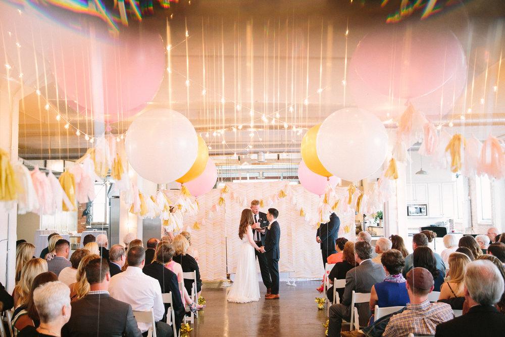 Kristin + Nick a cleveland wedding at burklehagen photography studio