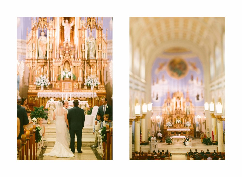 St John Cantius Wedding Photographer in Cleveland 14.jpg