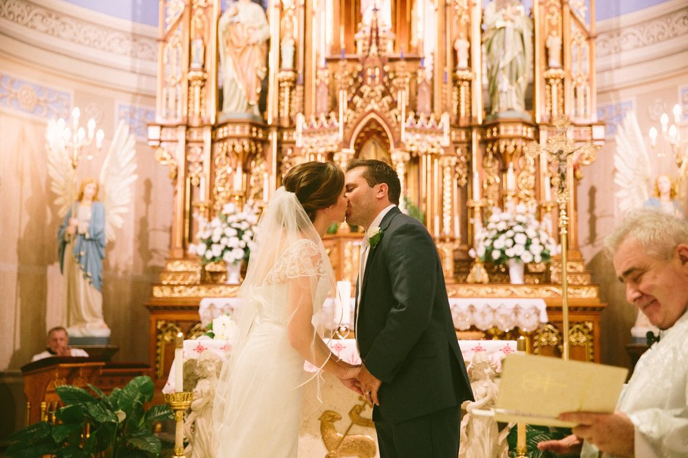 St John Cantius Wedding Photographer in Cleveland 17.jpg