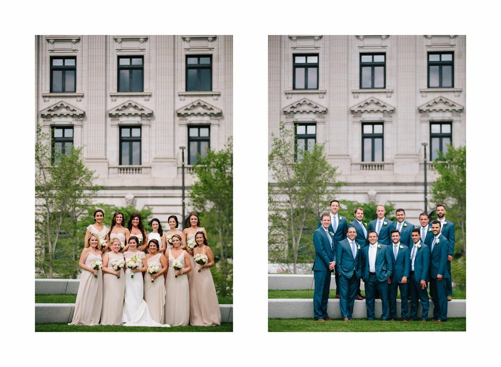 St John Cantius Wedding Photographer in Cleveland 33.jpg