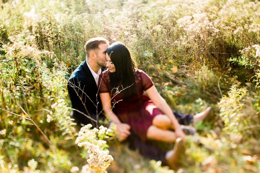 Cleveland Fall Engagement Photos at Patterson Fruit Farm 8.jpg
