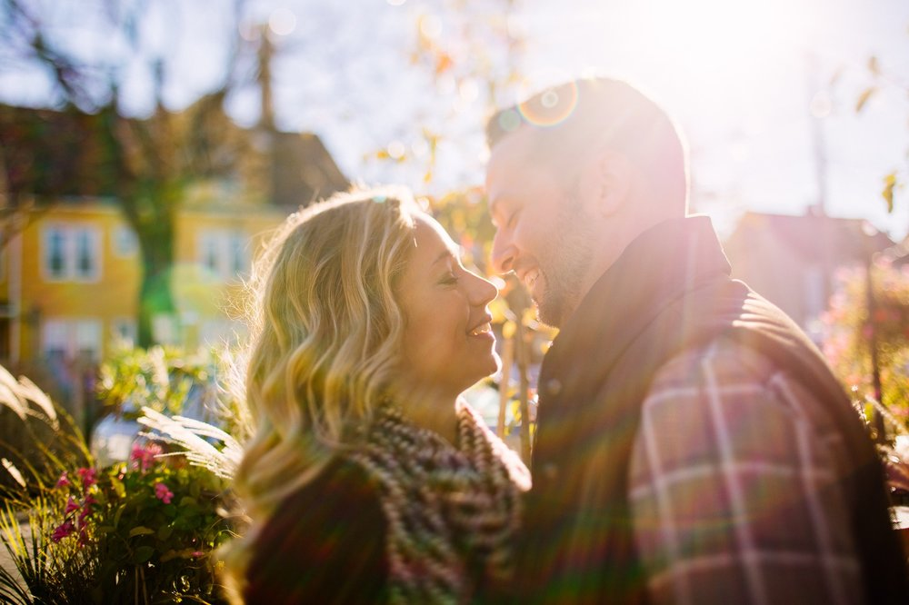 Cleveland Engagement Session in Little Italy 1.jpg