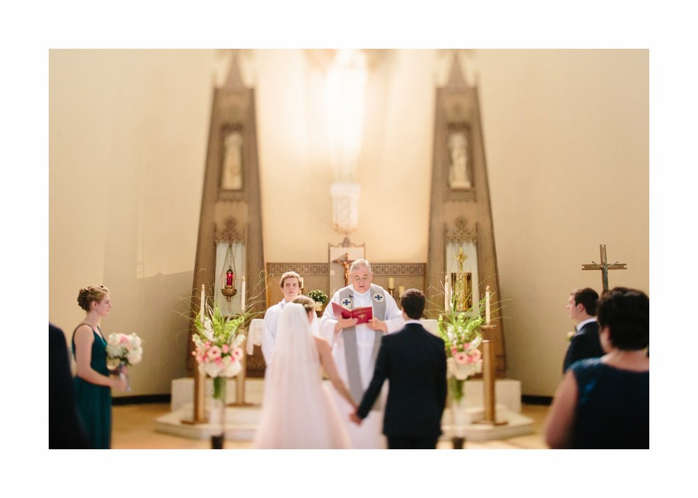 St Casimir Parish Wedding Photographer in Cleveland 12.jpg