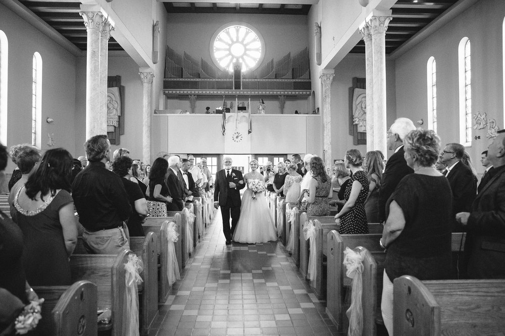 St Casimir Parish Wedding Photographer in Cleveland 11.jpg