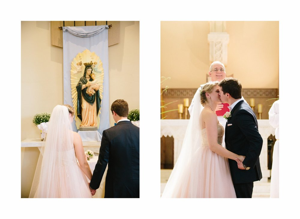 St Casimir Parish Wedding Photographer in Cleveland 14.jpg