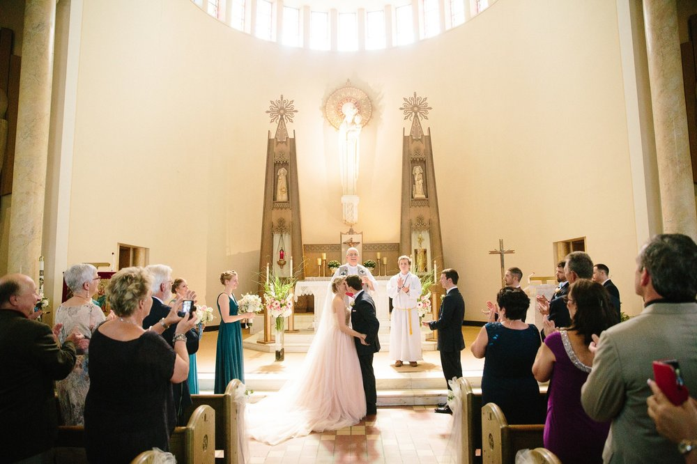 St Casimir Parish Wedding Photographer in Cleveland 15.jpg
