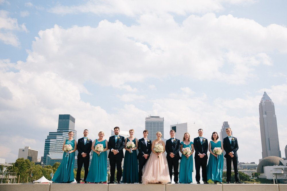 St Casimir Parish Wedding Photographer in Cleveland 17.jpg