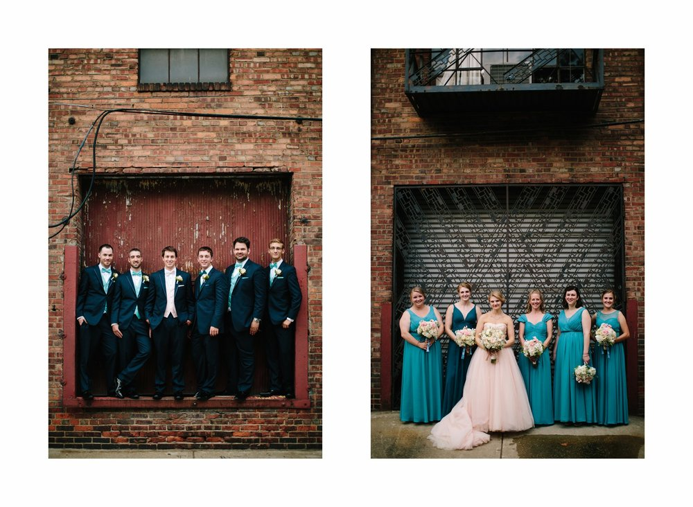 St Casimir Parish Wedding Photographer in Cleveland 28.jpg