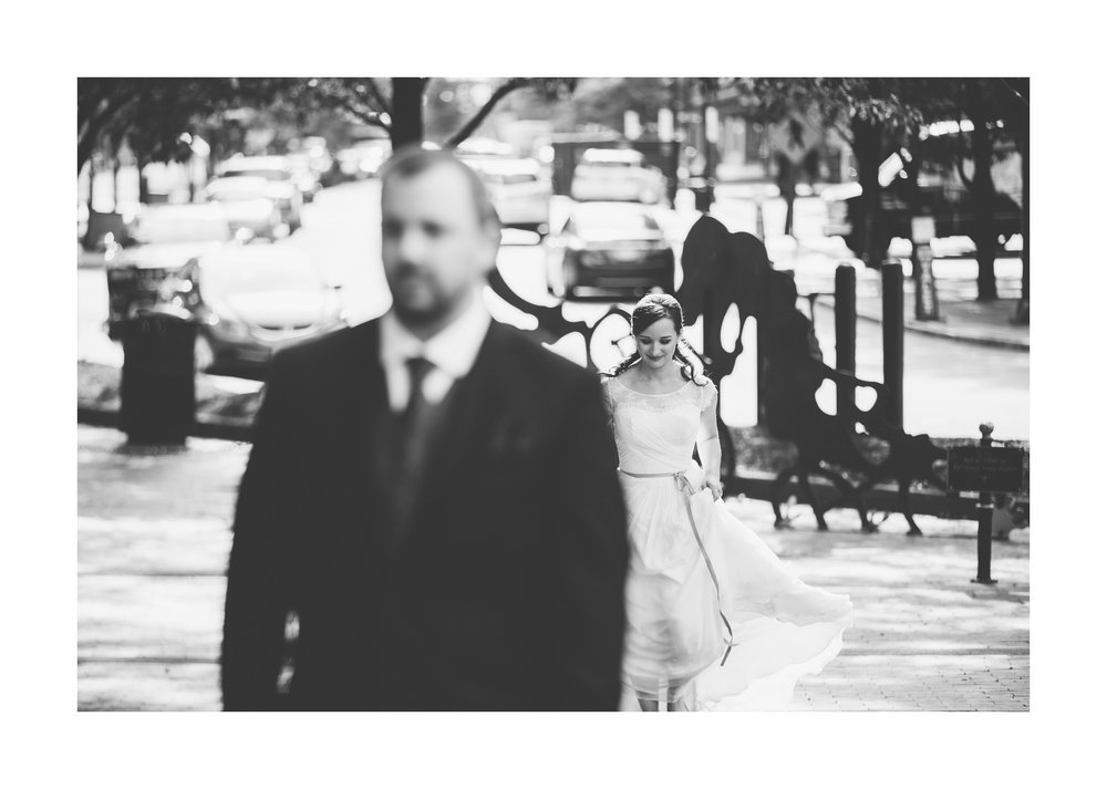 Cleveland Wedding Photographer at the Wyndham Hotel in Playhouse Square 10.jpg