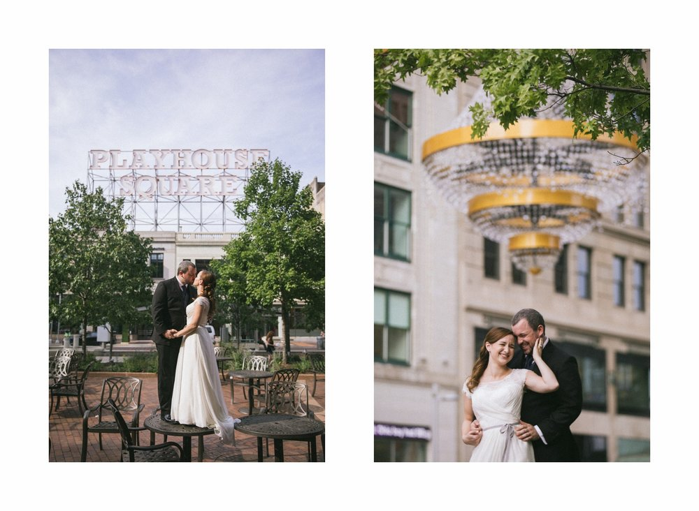Cleveland Wedding Photographer at the Wyndham Hotel in Playhouse Square 15.jpg