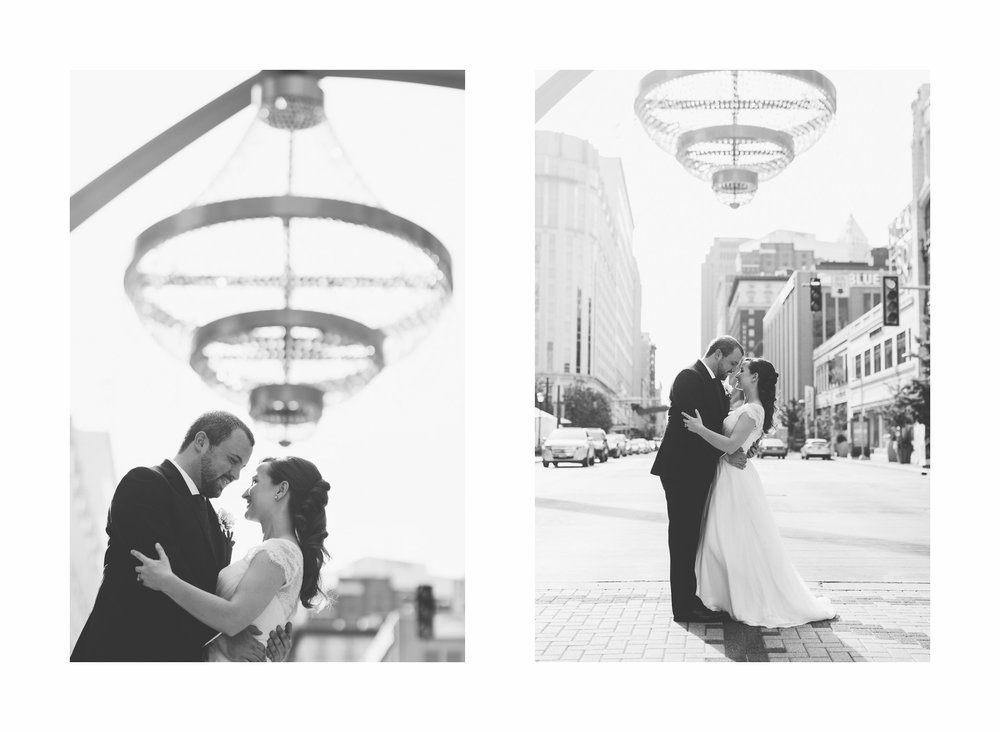 Cleveland Wedding Photographer at the Wyndham Hotel in Playhouse Square 17.jpg