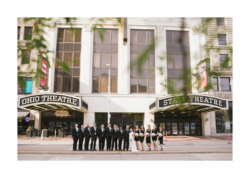 Cleveland Wedding Photographer at the Wyndham Hotel in Playhouse Square 19.jpg