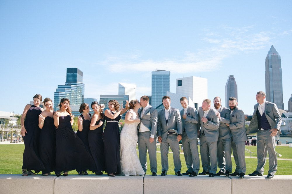 Rooftop Wedding Photographer at The Metropolitan at The 9 Hotel in Cleveland 26.jpg
