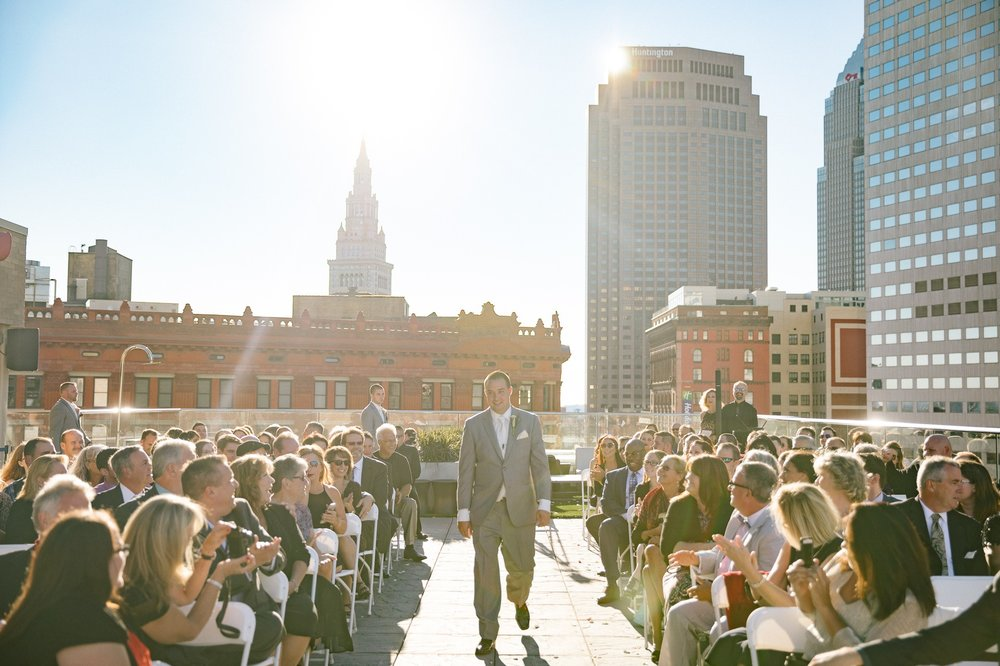 Rooftop Wedding Photographer at The Metropolitan at The 9 Hotel in Cleveland 32.jpg