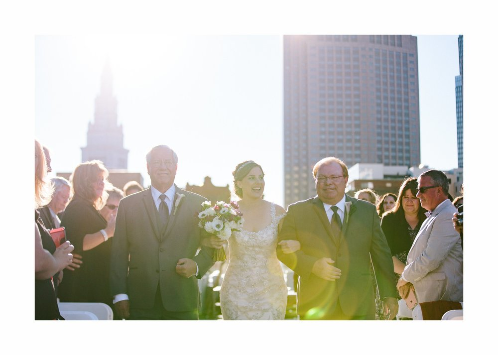 Rooftop Wedding Photographer at The Metropolitan at The 9 Hotel in Cleveland 33.jpg