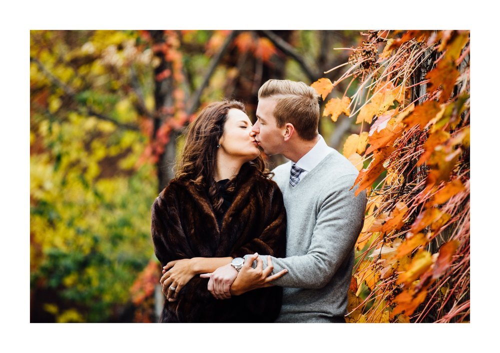 Fall Engagement in Little Italy Cleveland Wedding Photographer 4.jpg