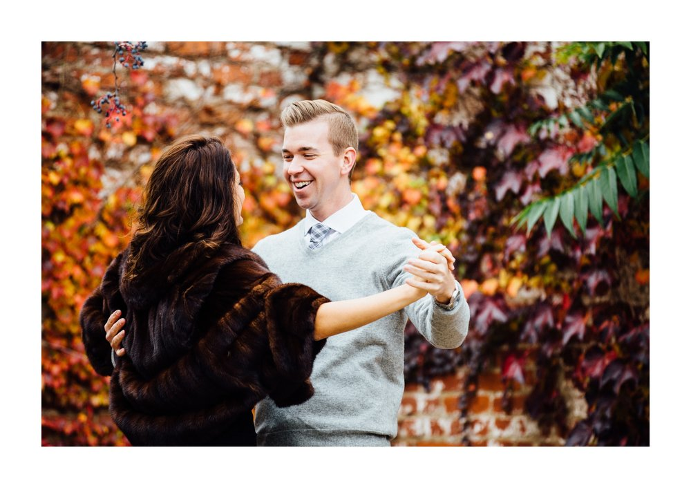 Fall Engagement in Little Italy Cleveland Wedding Photographer 6.jpg