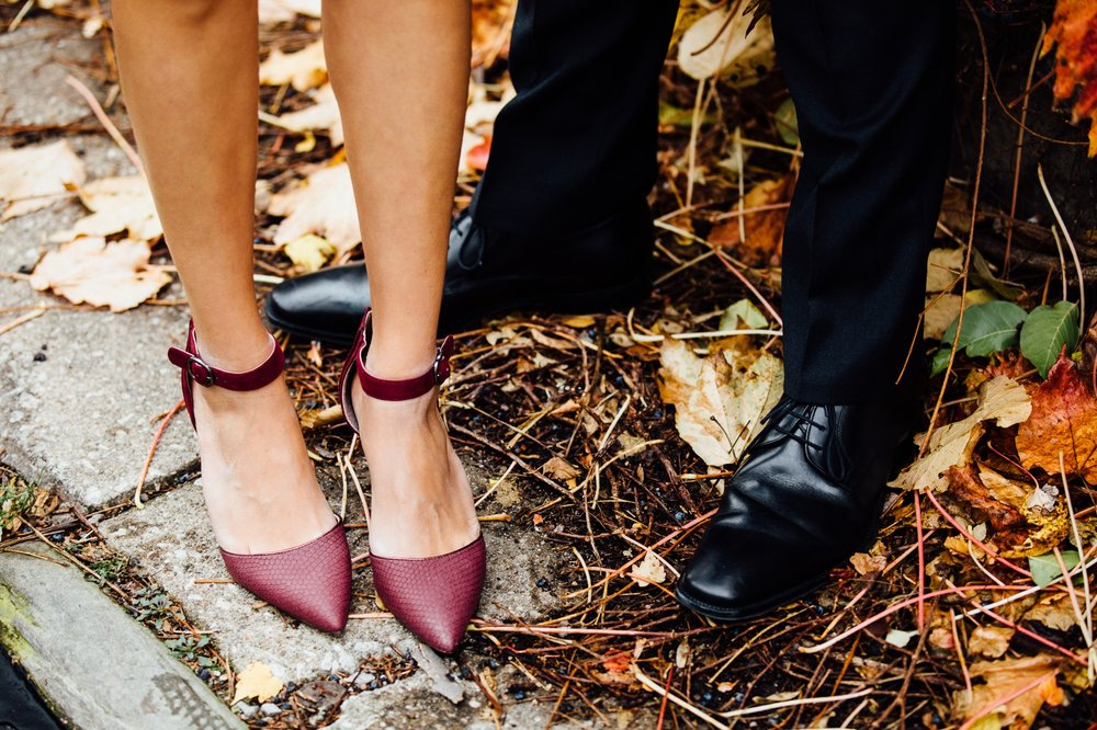 Fall Engagement in Little Italy Cleveland Wedding Photographer 5.jpg