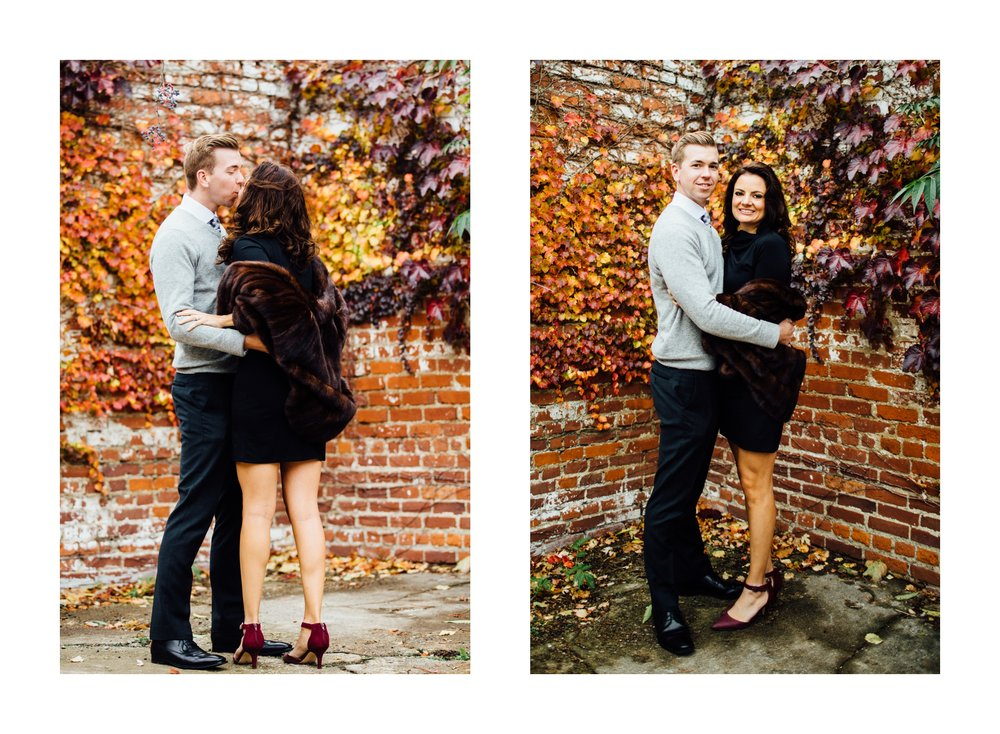 Fall Engagement in Little Italy Cleveland Wedding Photographer 8.jpg