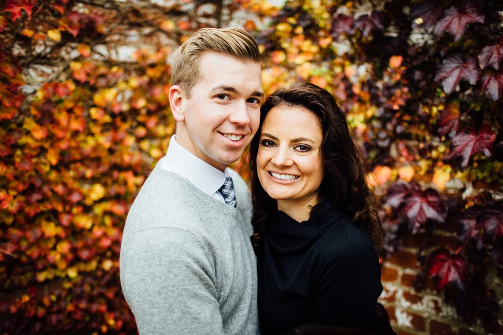 Fall Engagement in Little Italy Cleveland Wedding Photographer 9.jpg
