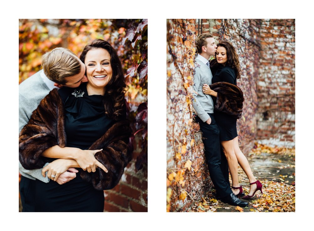 Fall Engagement in Little Italy Cleveland Wedding Photographer 10.jpg